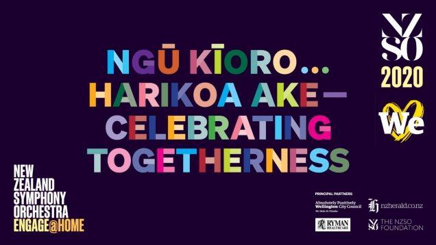<span>FULL </span>Harikoa Ake – celebrating togetherness Wellington 2020 O'Neill Rika Horo Boom