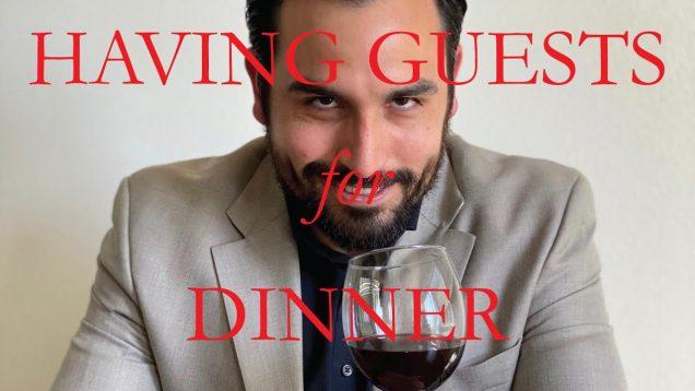 """<span>FULL </span>""""Having Guests for Dinner"""" Virtual Trash Micro-Opera (Bentz) 2020"""