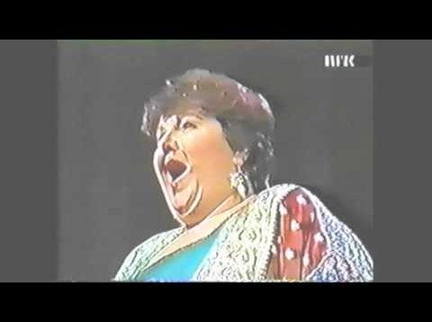 <span>FULL </span>Jane Eaglen sings Wagner in Norway