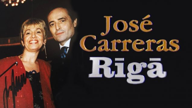 <span>FULL </span>Jose Carreras in Riga 1998