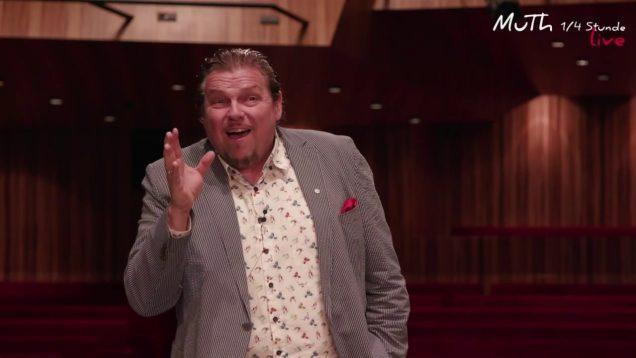 <span>FULL </span>Michael Schade Interview & Recital Vienna 2020