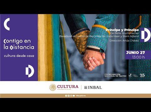<span>FULL </span>Príncipe y Príncipe (Szuchmacher) Mexico City 2020