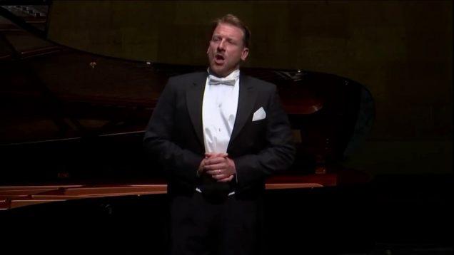 Recital Günther Groissböck Vienna 2020