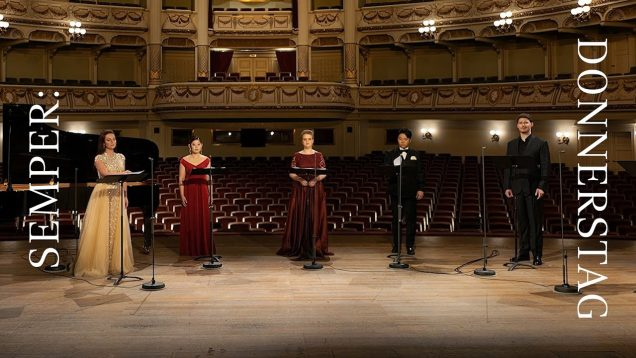 <span>FULL </span>Semperoper Donnerstag – Song Recitals Dresden 2020