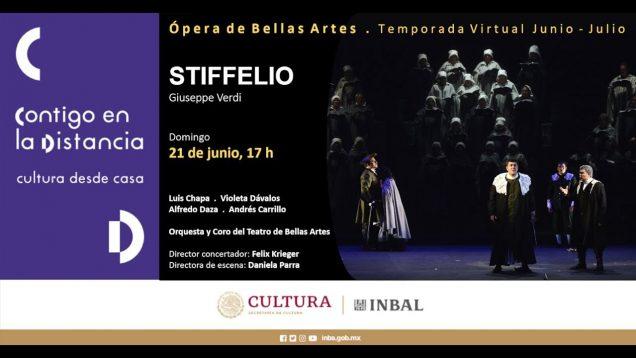 <span>FULL </span>Stiffelio Mexico City 2018 Chapa Davalos Daza