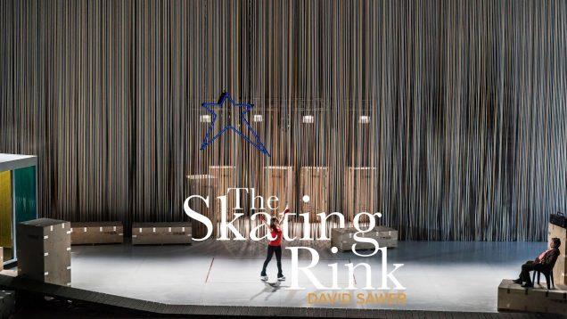 The Skating Rink (Sawer) Wormsley Park 2018 c