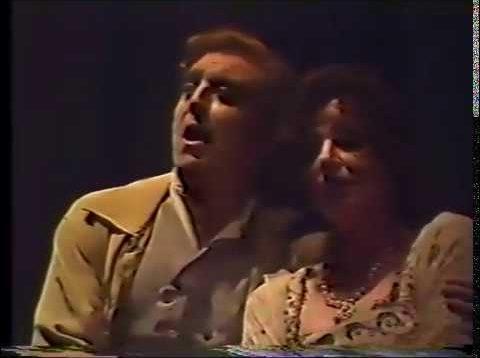 Tosca Buenos Aires Act 1&2 1993 Kalinina Aragall Pons