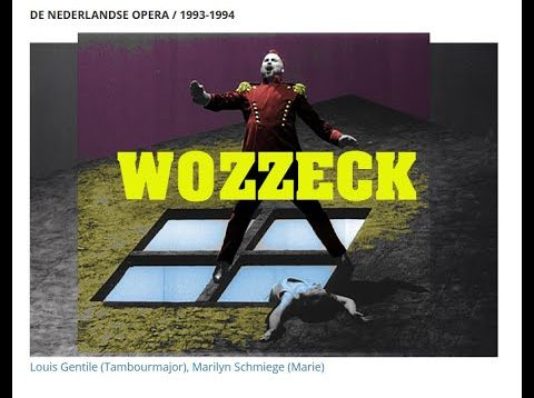 <span>FULL </span>Wozzeck Amsterdam 1994 Bröcheler Schmiege Gentile