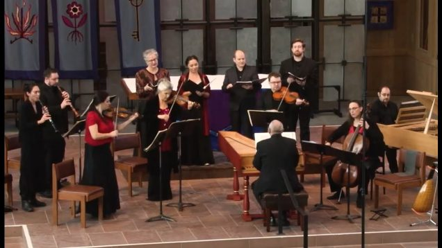 <span>FULL </span>Advent Cantatas (Bach J.S.) Seattle 2017 Pacific MusicWorks