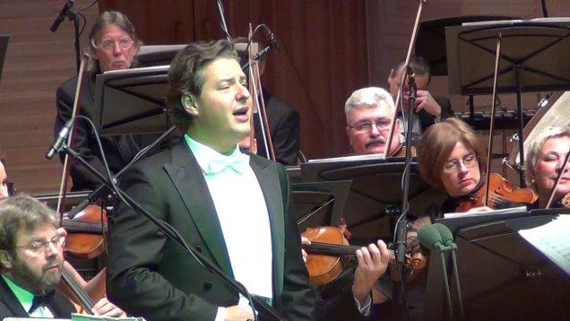 "<span>FULL </span>""Bella Voce"" Opera Concert Moscow 2018 Dmitry Korchak"