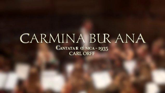 <span>FULL </span>Carmina Burana Valencia 2017