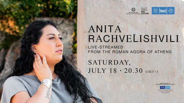 <span>FULL </span>Concert Anita Rachvelishvili Athens 2020