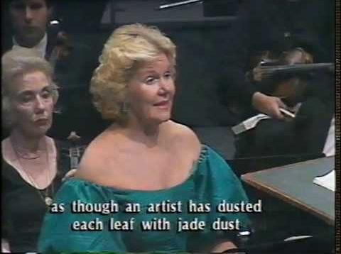 <span>FULL </span>Das Lied von der Erde (Mahler) Adelaide 1986 Elkins Edmonds