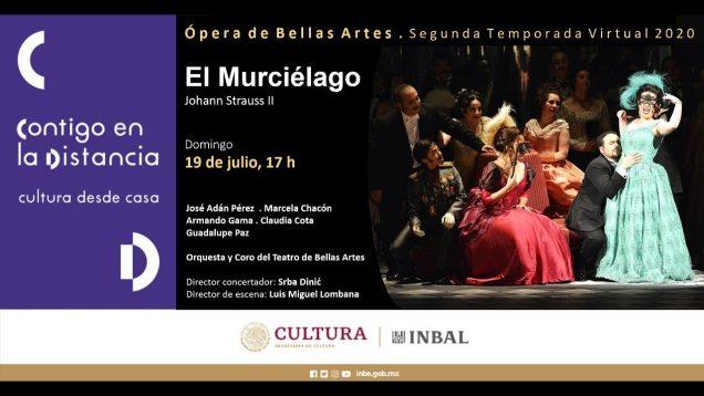 <span>FULL </span>Die Fledermaus – El Murciélago Mexico City