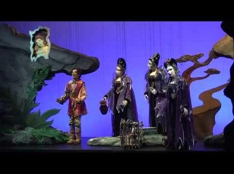 <span>FULL </span>Die Zauberflöte Münchner Marionettentheater 2020