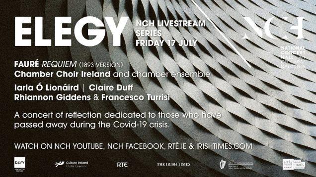 <span>FULL </span>Elegy: Requiem (Fauré) Dublin 2020