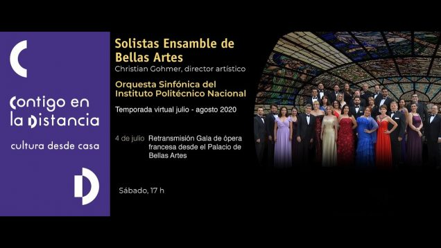 <span>FULL </span>Gala de ópera francesa Mexico City 2018