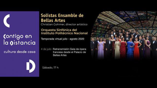 <span>FULL </span>Gala de ópera francesa Mexico City 2018