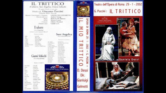 <span>FULL </span>Il Trittico Rome 2002 Dessi Guelfi Cupido