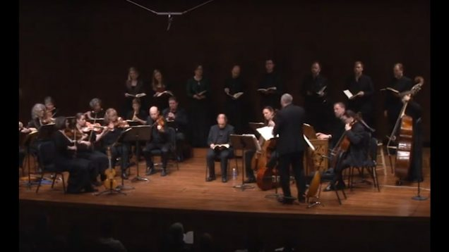 <span>FULL </span>Johannes Passion (Bach) Seattle 2013 Pacific MusicWorks
