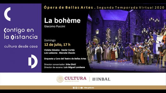 <span>FULL </span>La Boheme Mexico City 2020