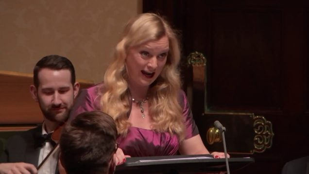 <span>FULL </span>La Nuova Musica Live from Wigmore Hall London 2018 Lucy Crowe