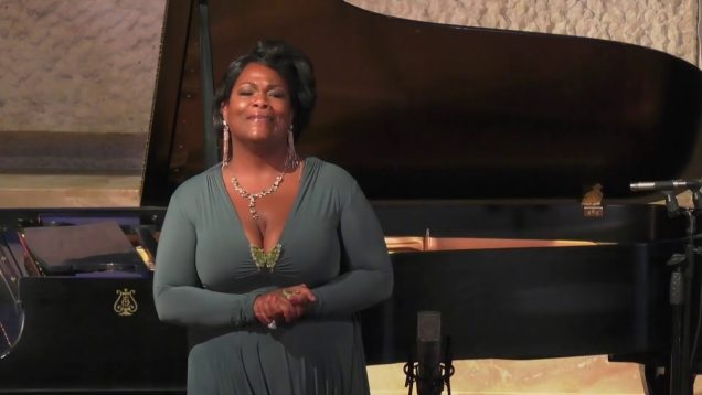 LA Opera #Home Miami 2020 Latonia Moore