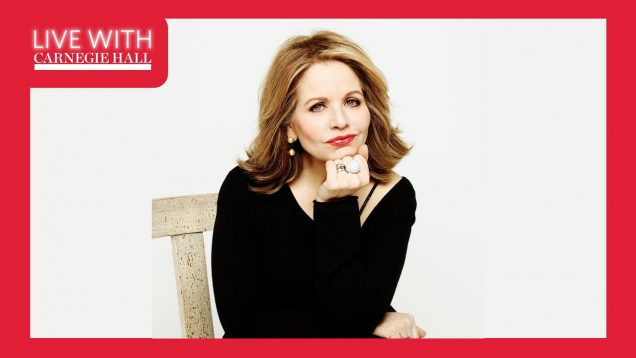 <span>FULL </span>Live with Carnegie Hall: Renée Fleming New York 2020 Four Last Songs
