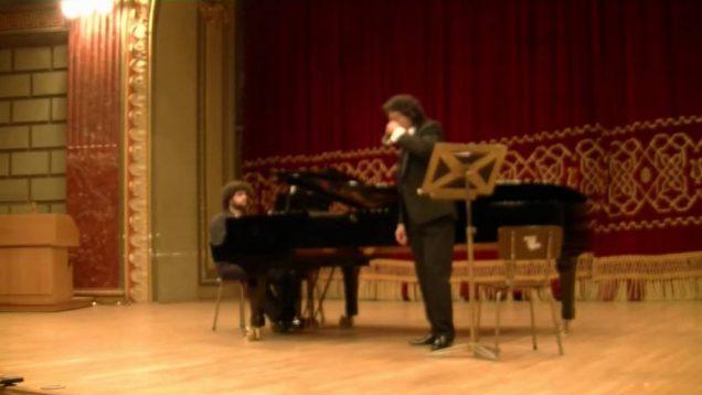 <span>FULL </span>Marius Vlad Budoiu Song Recital Bucharest 2016