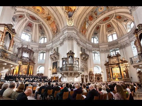 Mozart Sacred Music Salzburg 2012 Harnoncourt