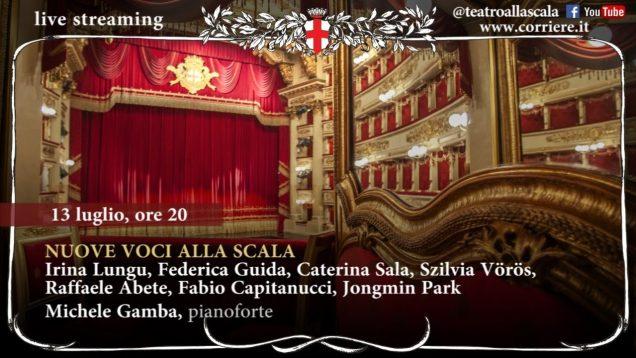 <span>FULL </span>Nuove voci alla Scala Milan 2020 Lungu Park Capitanucci Abete