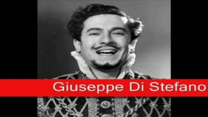 <span>FULL </span>Omaggio a Giuseppe di Stefano Compilation with Interviews