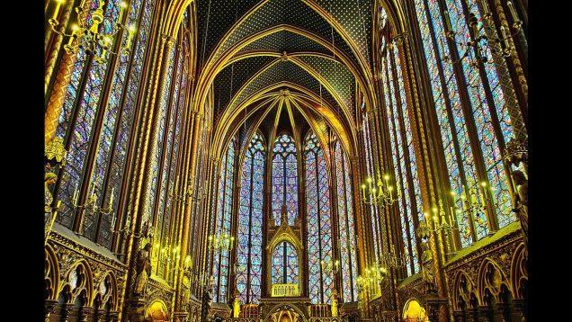 <span>FULL </span>Sacred Choral Music at Saint Chapelle Paris 2019 Currentzis