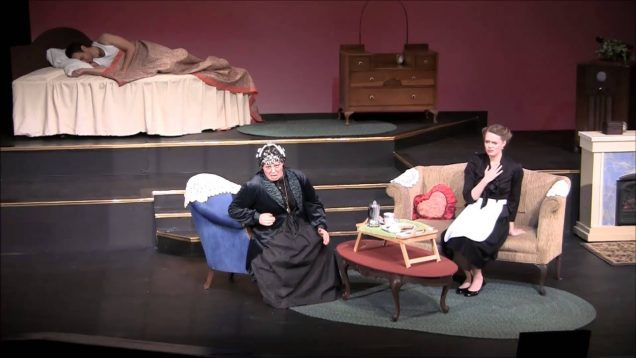 <span>FULL </span>The Telephone & The Old Maid and the Thief Talent OR 2013 Brava Opera