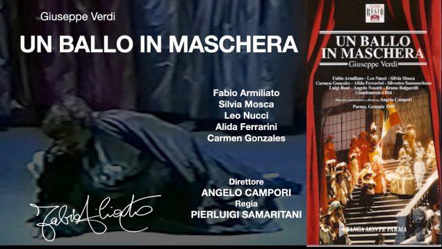 <span>FULL </span>Un ballo in maschera Parma 1989
