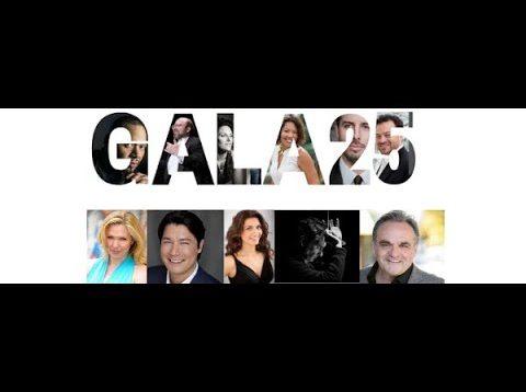 25th Anniversary Gala Santa Barbara 2019