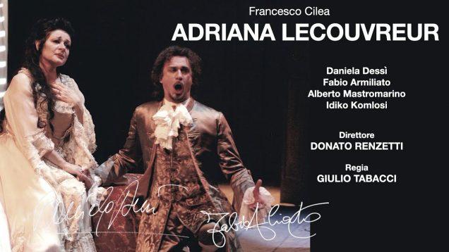 <span>FULL </span>Adriana Lecouvreur Palermo 2009 Dessi Armiliato Komlosi Mastromarino