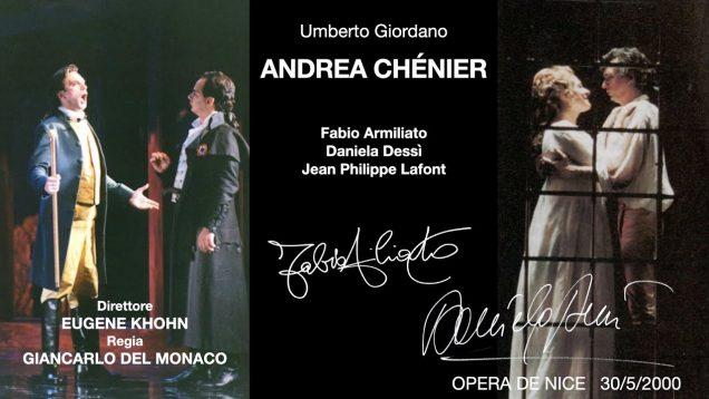 <span>FULL </span>Andrea Chenier Nice 2000 Dessi Armiliato Lafont