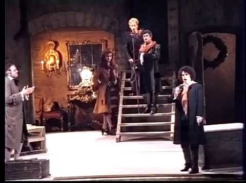Ariadne auf Naxos Berlin 1992