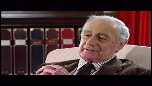 <span>FULL </span>BBC Music Masters – Gian Carlo Menotti Documentary UK 2000