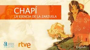 <span>FULL </span>Chapí: The essence of the zarzuela Spain 2015