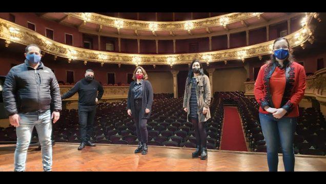 <span>FULL </span>El escenario en tu casa Online Recitals Rosario 2020
