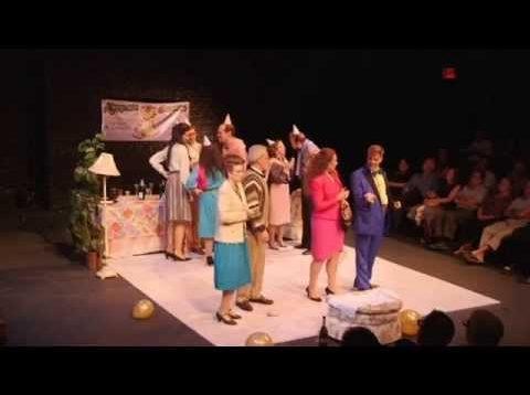 Falstaff (Salieri) New York 2014 dell'Arte Opera