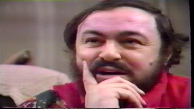<span>FULL </span>Gian Carlo Menotti – PBS Great Performances Documentary 1986