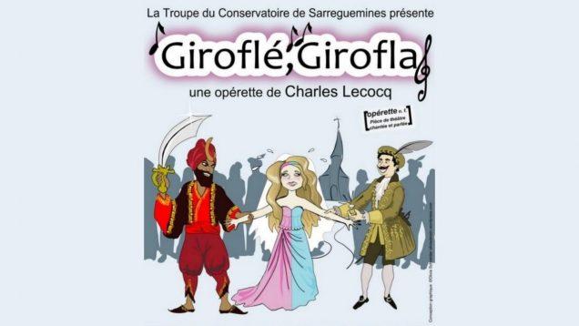 <span>FULL </span>Giroflé-Girofla (Lecocq) Sarreguemines 2013