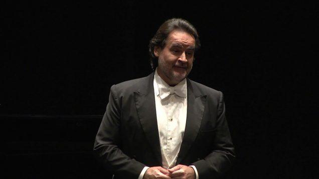 <span>FULL </span>Homenaje a Miguel Fleta en su 80 Aniversario Recital Zaragoza 2017 José Bros