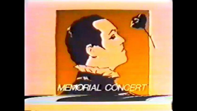 <span>FULL </span>Jussi Björling Memorial Concert Stockholm 1985 Gedda Söderström Nilsson Merrill diStefano