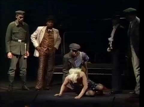 <span>FULL </span>Kurt Weill Revue – Lieder aus der Emigration Berlin 1989