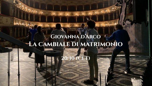 <span>FULL </span>La cambiale di matrimonio Pesaro 2020 Lepore Gianfaldoni Giusti