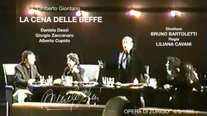 <span>FULL </span>La Cene delle Beffe (Giordano) Zurich 1995 Dessi Cupido Zancanaro